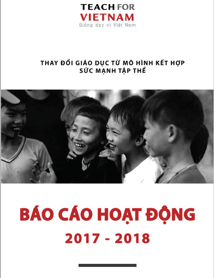 Annual report 2017-2018 VN Version